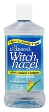 Dickinson Brands - T.N. Dickinsons Witch Hazel 100% Natural Astringent - 16 oz.