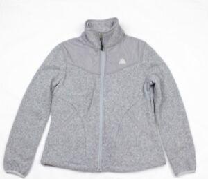 SNOZU Girls Marle Gray Jacket Size 14/16