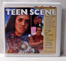 NEW The Teen Scene 8 CD Your Story Hour Audio Drug Alcohol Peer Pressure Dating