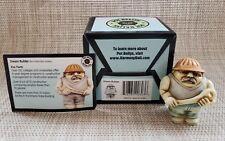 "Nib Pot Bellys ""Dream Builder"" The Construction Worker Miniature Marble Figurine"