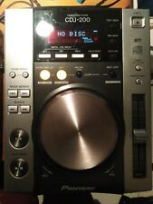 Pioneer CDJ-200 - Perfectly working - Mp3