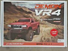 Cross RC VR4C 1/10 Demon 4x4 Crawler Kit-Lexan Body Full Metal CZRVR4C Brand New