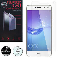 """Lot/Pack Film Toughened Glass Protection for Huawei Y6 (2017) 5.0 """""""