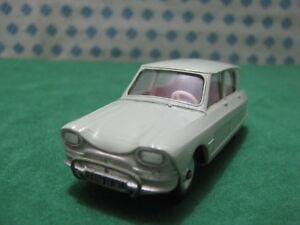 Vintage  -   CITROEN AMI 6   - 1/43 Solido Ref. 114  serie 100      neu