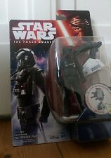 STAR WARS Tie Fighter Pilot (Episode 7-The Force Awakens) Action Figur Neuware