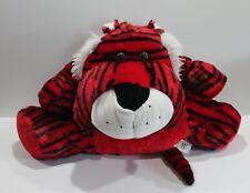 Dan Dee Collectors Choice Tiger Red Black