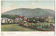 Germany; Thuringia, Gruss Aus Bad Tabarz, Der Zimmerberg PPC Unposted