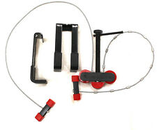 Portable atunga compound bow press string replacement destringing tool NEW