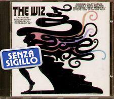 "ORIGINAL CAST ALBUM ""THE WIZ"" CD NUOVO SUPER SOUL MUSICAL WONDERFUL WIZARD OF OZ"
