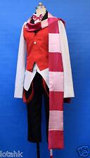 Grell Sutcliff Cheshire Cat Cosplay Costume Custom Made   Lotahk