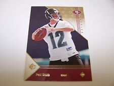Paul Smith ROOKIE CARD #144 (Lot of 8) 2008 Upper Deck SP ROOKIE EDITION FB