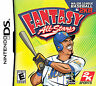 Major League Baseball 2K8 Fantasy All-Stars Nintendo Ds Kids Game Complete MLB