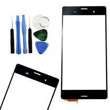 Negro Pantalla Táctil Digitalizador Reparación + Herramientas Para Sony Xperia Z3 d6603 d6643 d6616