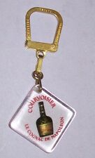 Courvoisier Le Cognac De Napoleon Key Chain - Bourbon France