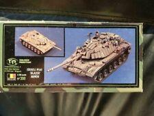 Verlinden 398 1/35 IDF M60 ERA armor + urban cupola
