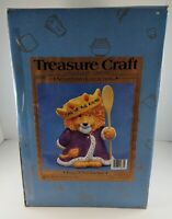 Treasure Craft Cookie Jar - King of the Kitchen - New