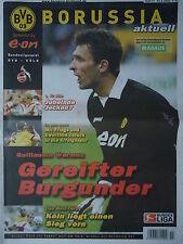 Programm 2003/04 Borussia Dortmund - FC Köln