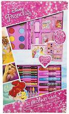 Officiel Disney Princess 52 pièce Coloriage Art Case ** Nouveau **