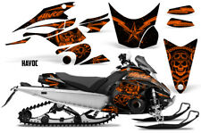 Yamaha FX Nytro Decal Graphic Kit Sled Snowmobile Wrap Decals 2008-2014 HAVOC O