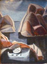 Per THORLIN (1923) HsT Fjord 1948 / Fauvism Fauvist Fauviste Ecole scandinave