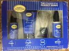 The Art of Shaving lavender Essential Oil 4 Elements Starter Travel Kit Set NEW