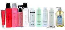 Made in JAPAN! LebeL Hair care complete set Treatment Hair pack Serum cell care