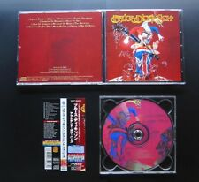 BRUCE DICKINSON Accident Of Birth +1 '97 JAPAN 1ST CD OBI VICP-60002 IRON MAIDEN