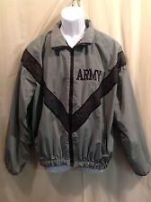 IPFU ARMY Waterproof Men's Zip Jacket w/ MESH Lining - MEDIUM / REGULAR