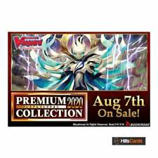 Cardfight Vanguard Premium Collection 2020 V-SS05 Sealed Booster Box of 12 Packs