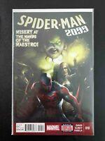 SPIDER-MAN 2099 #10 MARVEL COMICS 2015 NM+