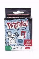 Pictureka Card Game  Family Travel Game for 2 -4 Players For Ages 6+ Free P&P