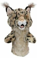 Bobcat Golf Animal Headcover Driver Head Cover Daphnes Golf Club Cover