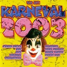 Karneval 2003 | 2 CD | Et Cetera, Jürgen Drews, Ibo, DJ Nordkurve, Hubert Kah...