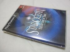 7-14 Days to USA Airmail Delivery. PS2 Star Ocean 3 Till the End of Time Japanes