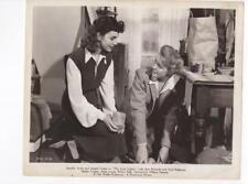 "Ann Richards, Jennifer Jones, ""Love Letters"" 1945 Vintage Movie Still"
