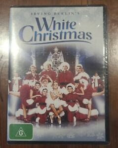 White Christmas DVD 1982 REG 4 New And Sealed Free Postage