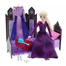 Disney Store Elsa Bedroom Playset, Frozen 2