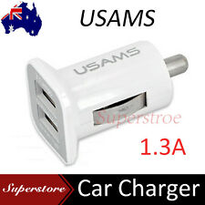 Universal Dual 2 Port USB 3.1A 12V Car Socket Cigarette Lighter Charger Adapter
