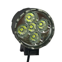 8000LM CREE XML T6 5x LED Bicycle Bike Lamp Outdoor Sport Headlight Head Torch