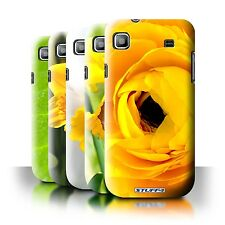 STUFF4 Back Case/Cover/Skin for Samsung Galaxy S/I9000/Floral Garden Flowers