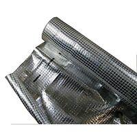 75m² STROTEX 180 ALU Dampfsperrbahn Dachfolie Dampfsperre Dampfsperrfolie Q6