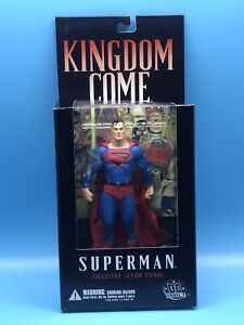 DC Direct - Kingdom Come Wave 1 - Superman Action Figure 2003 New In Box