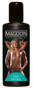 olio da massaggio love fantasy erotico per massaggi sensuali lubrificante corpo