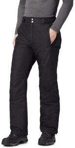 Columbia Bugaboo IV Mens Pants Black Reg