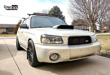 "RPG STi Large 4"" Carbon Hood Scoop Upgrade for 03-08 Subaru Forester XT SG5 SG9"