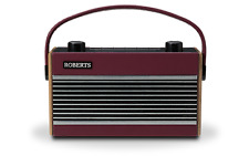 Roberts Rambler DAB/DAB+/FM RDS radio with traditional wooden cabinet