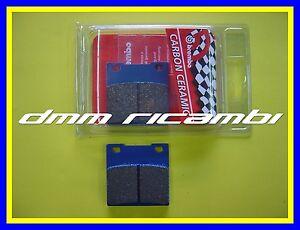 Pastiglie freno posteriori BREMBO SUZUKI GSX-R 1100 89>90 GSXR Carbon 1989 1990