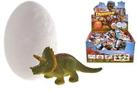 Dinosaur Toy x 2 Egg Fizzy Bomb Childrens Gift Boys Toy Party Bag Filler Dino