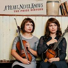 The Price Sisters - A Heart Never Knows (NEW CD)