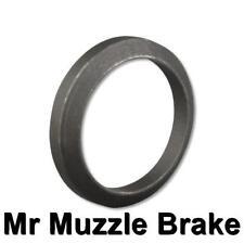 "Muzzle Brake Crush Washer - Suit 1/2"" 1/2x28,1/2x20 -Steel - Mr Muzzlebrake"